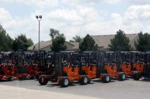 Cliff's Forklifts